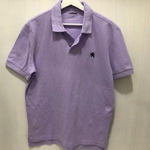 New express mens polo medium tshirt